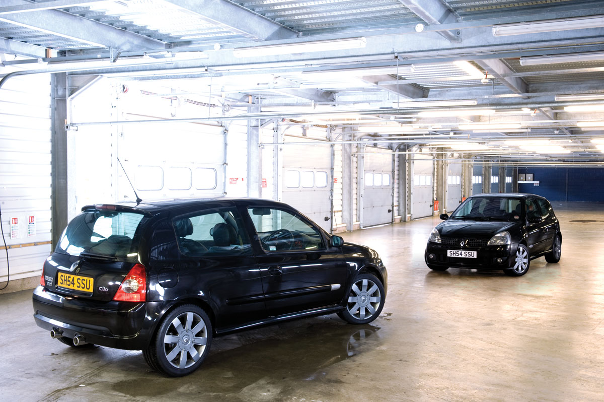 Renaultsport Clio 182 The Ultimate Used Car Buying Guide Evo