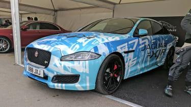 Jag XJR proto - Goodwood 2017