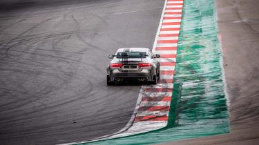 Jaguar XE SV Project 8 - rear
