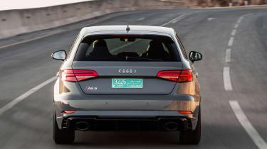 Audi RS3 Sportback Grey rear 2