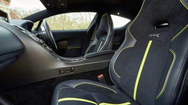 Aston Martin Rapide AMR seats