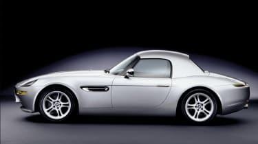 BMW Z8 – side (hardtop)