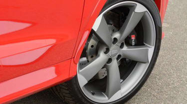 Audi RS Q3 alloy wheel