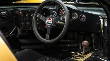 Ford GT40 – interior