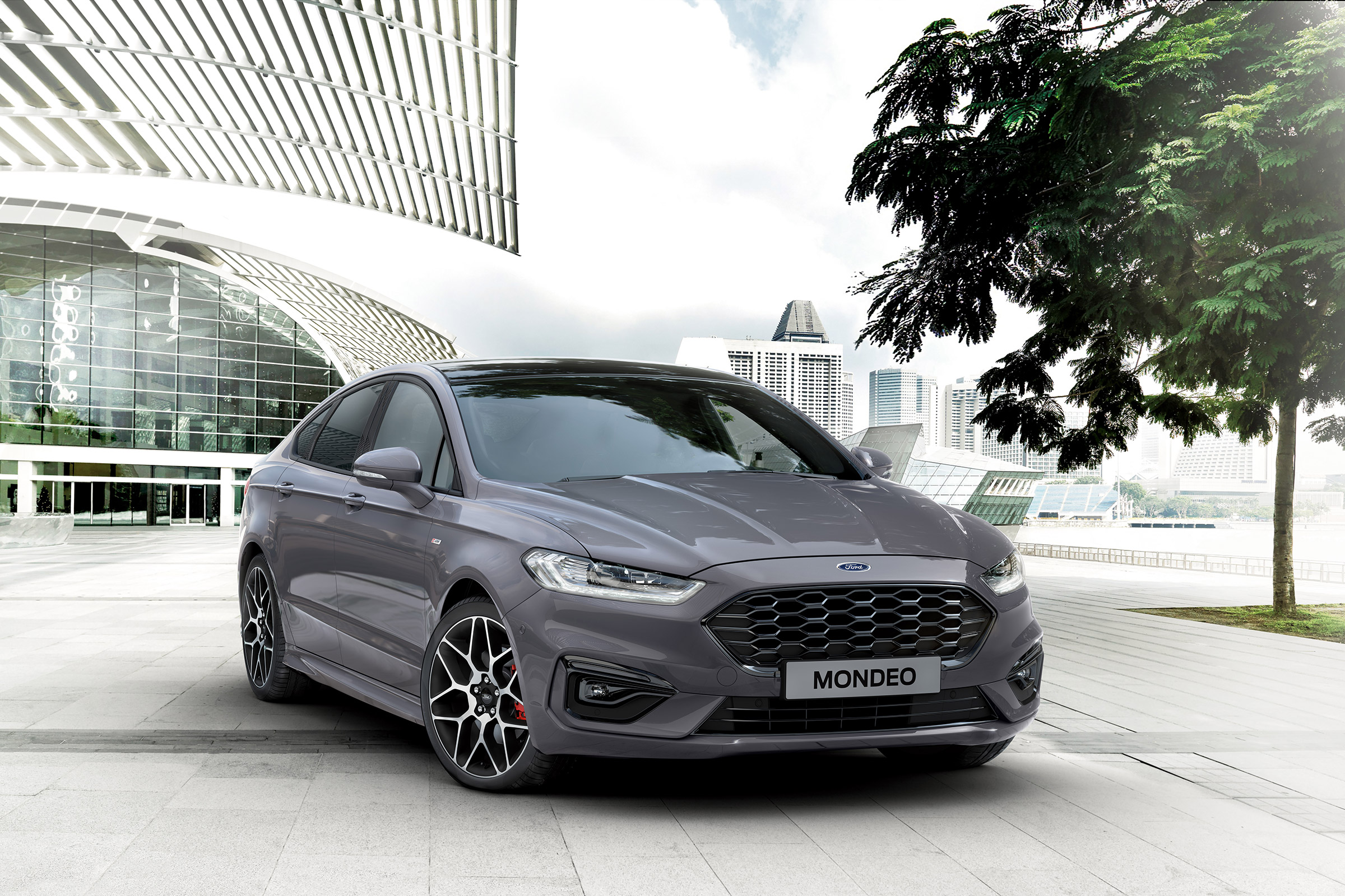 new 2019 ford mondeo new engine
