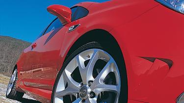 Corsa VXR wheel