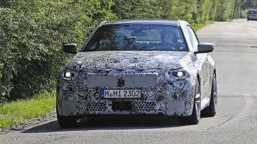 2021 BMW 2-series set 2 spy – front