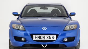 Mazda RX-8 front