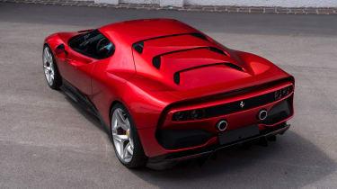 Ferrari SP38 - rear quarter