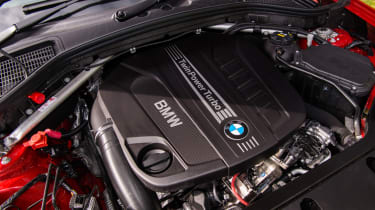BMW X4 xDrive30d - Engine