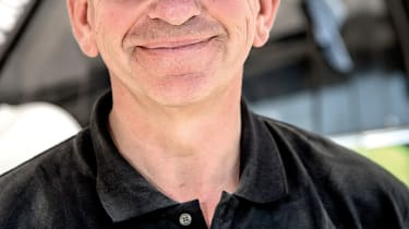 X-Raid team chief Sven Quandt