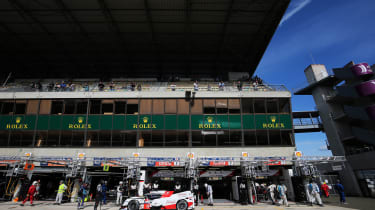 Le Mans test day 2017 - Gazoo racing