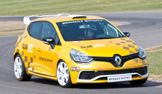 Renaultsport Clio 200 Turbo Cup racer