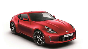 Nissan 370Z MY18 - front 2