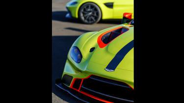 Aston Martin Racing Vantage GTE - front