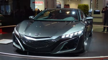 Honda NSX 2015 specs, prices and UK launch date