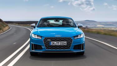 Audi TTS – front
