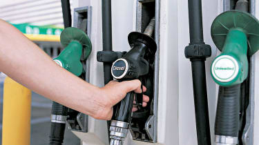 Synthetic fuels explained – petrol station