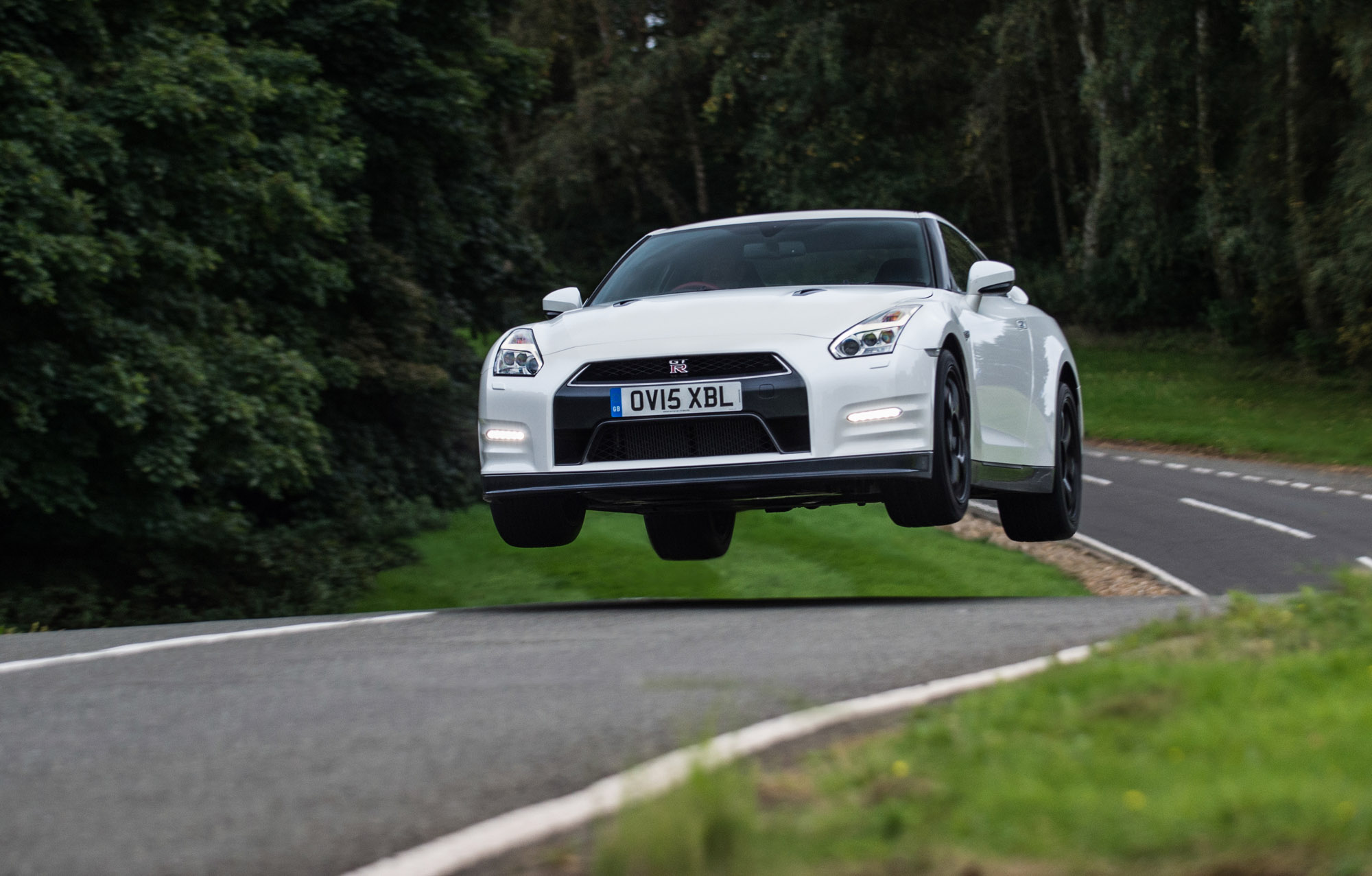 Nissan Gt R Track Edition Review Prices Specs And 0 60