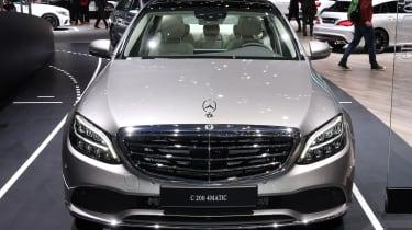 Mercedes-Benz C-class – front