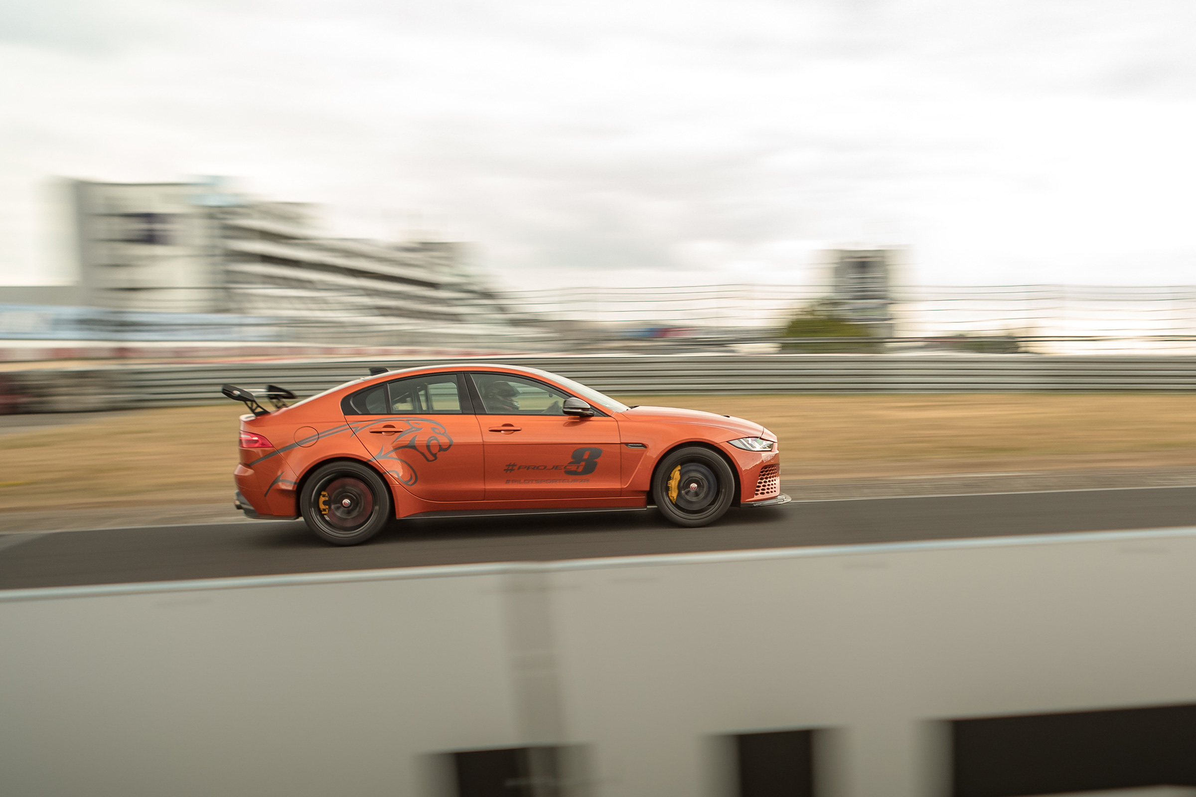 Jaguar XE SV Project 8 breaks Nurburgring record, again | Evo