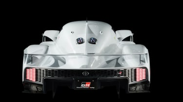 Toyota Gazoo Racing GR Super Sports Concept – rear