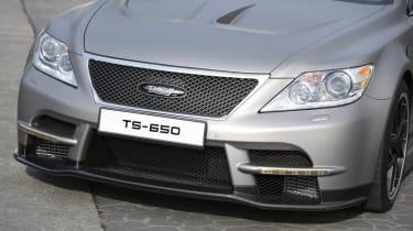 Lexus TMG TS-650 front bumper