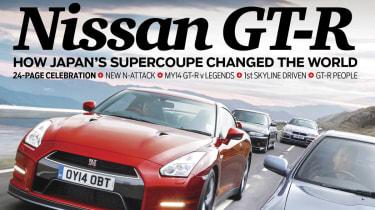 evo Magazine June 2014 - Nissan GT-R special
