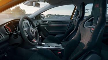 Renault Sport Megane RS 300 Trophy - seats