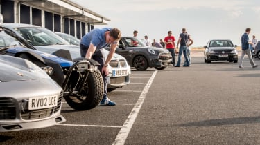 evo Track Evening - Bedford Autodrome