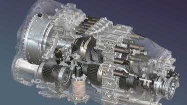 Ricardo factory bugatti gearbox