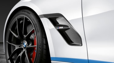 BMW M2 Competition M performance Parts – front wheel arch vent