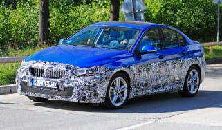 BMW 1-series saloon - front quarter