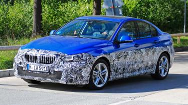 BMW 1-series saloon - front quarter