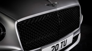 2021 Bentley Continental GT Speed - static grille