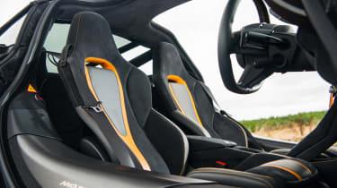 eCoty McLaren 720S - interior