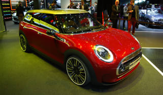 Mini Clubman Concept for Geneva motor show