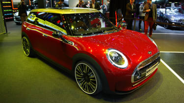 Mini Clubman Concept for Geneva motor show
