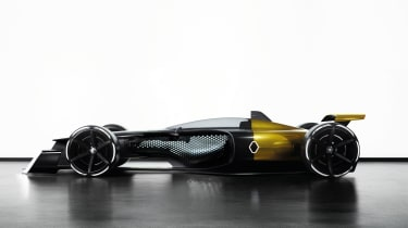 Renault R.S. Vision 2027 - side profile