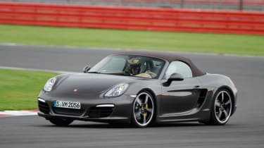 2012 Porsche Boxster S Sport Review And Pictures Evo