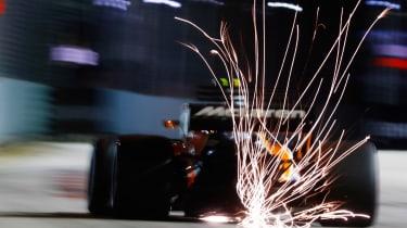 F1 Singapore - McLaren