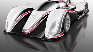 Toyota returns to Le Mans 24 hours with hybrid
