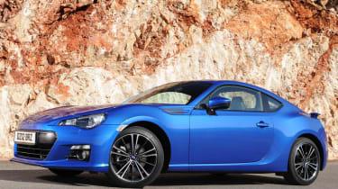 Subaru BRZ prices and specs
