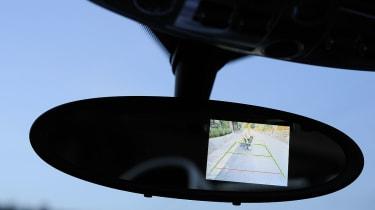 Bugatti Veyron Grand Sport mirror display