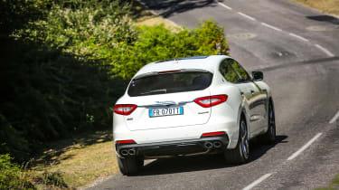 Maserati Levante MY19 GS - rear
