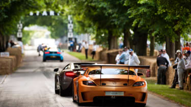 Michelin at the Goodwood Festival of Speed