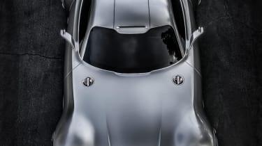 Mercedes AMG Vision Gran Turismo overhead
