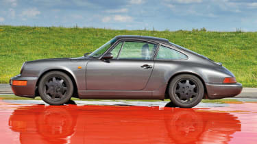 Porsche 911 group test conclusion