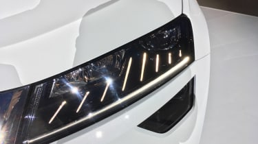 Skoda Karoq - front headlight