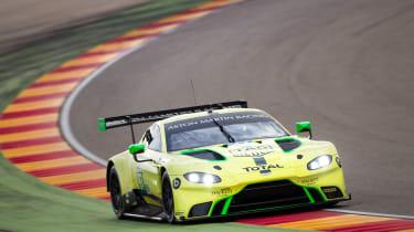 2018 Aston Martin Vantage GTE – testing